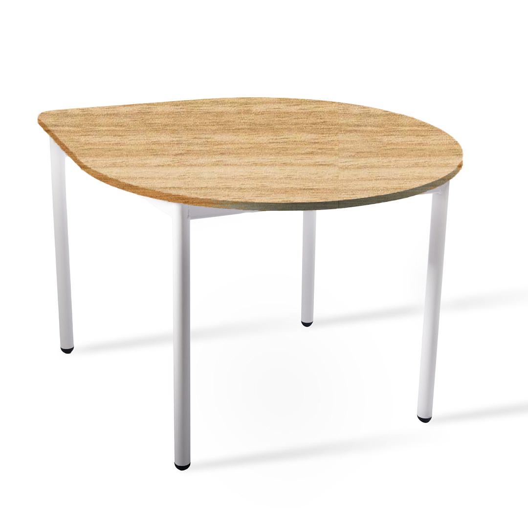 שולחן טיפה עץ