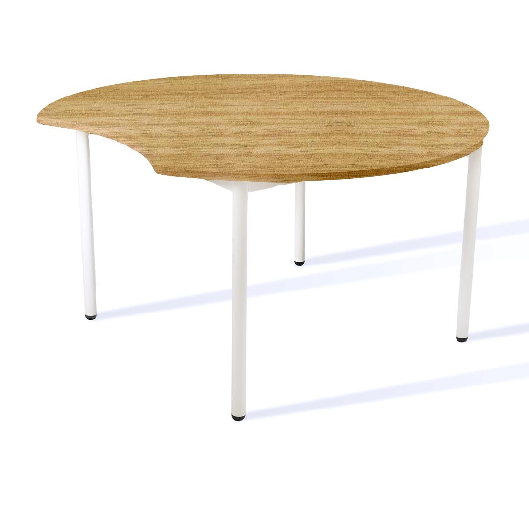 שולחן עוגיה עץ