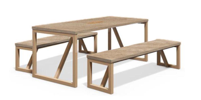 picnice עץ