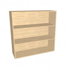 ארונית 3 מדפים עץ