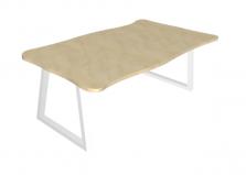 שולחן גזע עץ חדש