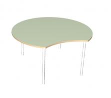שולחן עוגיה טבע