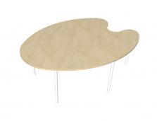 שולחן פלטה
